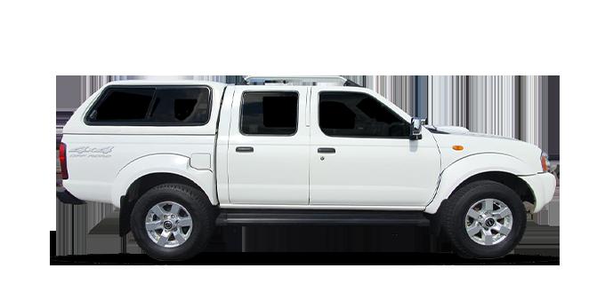 Nissan D/Cab 4x4 or Similar