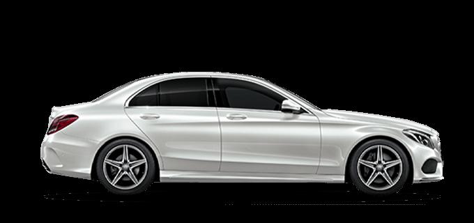 New Mercedes C-Class or Similar
