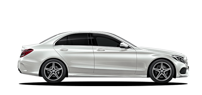 New Mercedes C-Class or Similar