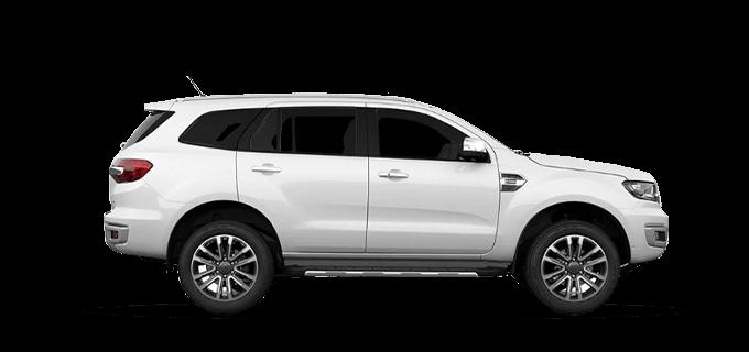 Ford Everest XLT or Similar