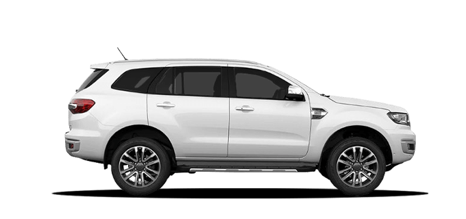 Ford Everest XLT or Similar