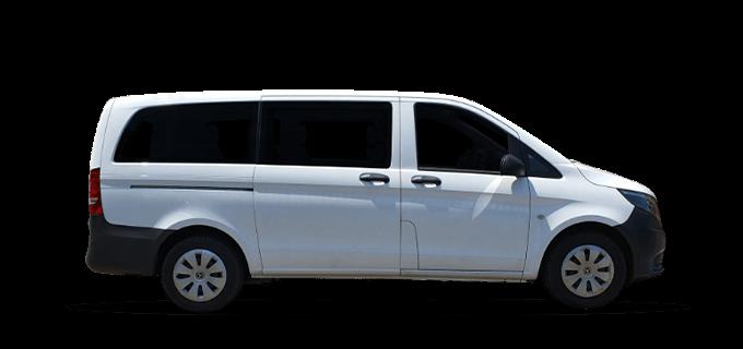 Merc Vito 8 Seater Auto or Similar