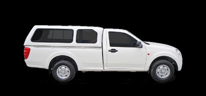 Nissan NP300 S/Cab 4x2 Petrol or Similar