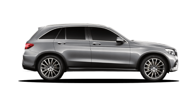 Mercedes GLC or similar